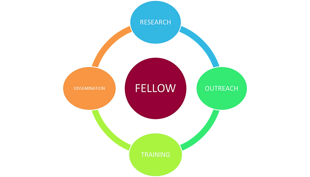 Figure 1 Fellows are central in Marie Curie ITN Programmes