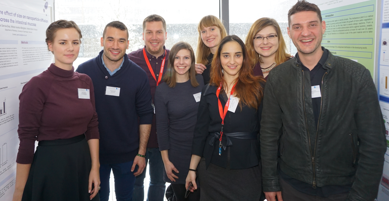 PathChooser Fellows at the Bioobarriers 2016 conference